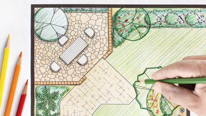Bont Gartenbau Gartenplanung